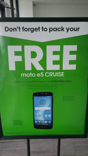 Switch and get a free device! for Sale in Crestview, FL