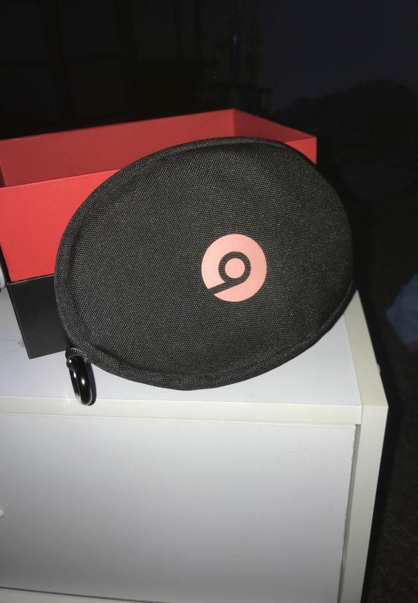Beats Solo 3 wireless headphones.