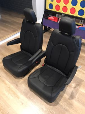 New foldable leather seats for hummer, van conversion, RV, bus, motorhome, truck etc for Sale in Inglewood, CA