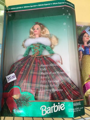 Holiday Special edition Barbie for Sale in Tacoma, WA