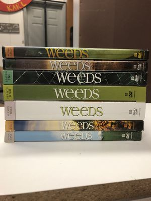 Weeds DVD Seasons 1-7 for Sale in Vancouver, WA