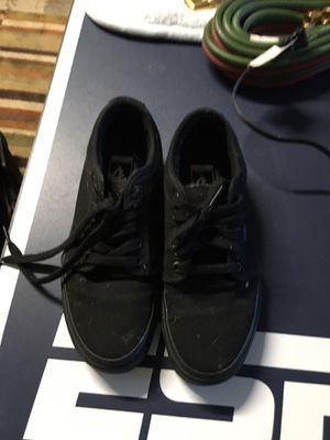 Men's vans sneakers size 7 1/2 for Sale in Palm Bay, FL
