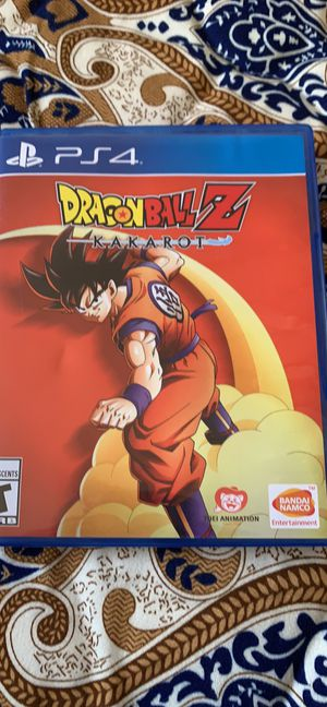 Dragon ball Z kakarot for Sale in Indianapolis, IN