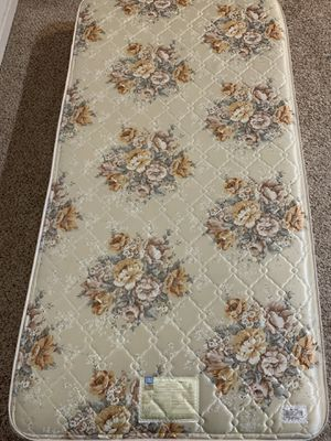 "FREE. Sears 8"" twin mattress for Sale in Fremont, CA"