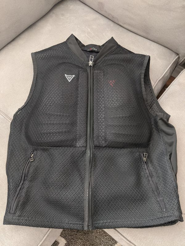 Dainese Motorcycle Chest and Back Protector Vest - Size XL