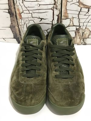 Puma Roma Olive Green 9 and Half for Sale in Denver, CO
