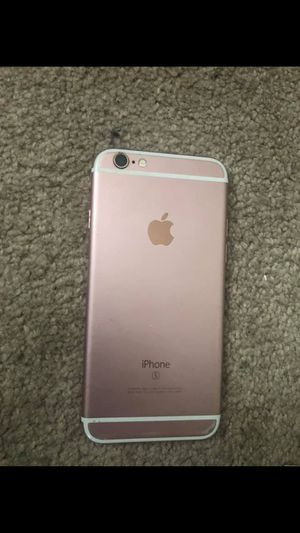 64gb iPhone 6s - Unlocked for Sale in St. Louis, MO