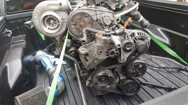 VW 1 8T BIG TURBO 02M 6 SPEED LSD PART OUT for Sale in Charlotte, NC -  OfferUp