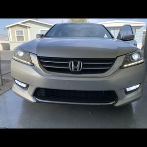 JDM Led Headlights 1 year Warranty With Me Free Installation To Most Cars for Sale in Rialto, CA