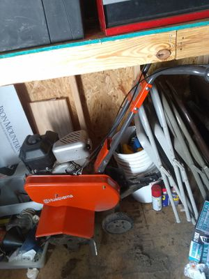 Husqvarna back tiller for Sale in Dallas, TX
