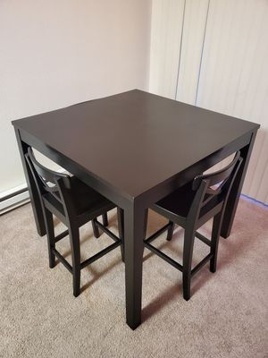 Table and 4 Chairs- IKEA for Sale in Federal Way, WA