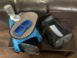 Small Pet Supply Bundle for Sale in Fayetteville, GA
