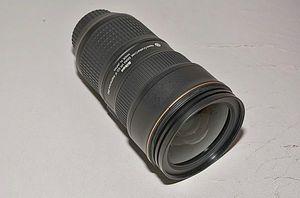 AF-S NIKKOR 24-70mm f/2.8E ED VR for Sale in Hialeah, FL
