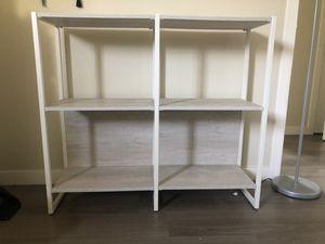 "Paulo 2 Shelf Bookcase 35""- White- Target for Sale in Sunnyvale, CA"