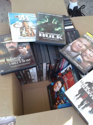 Lot of 75 movies new and some classics make me an offer for Sale in Oregon City, OR