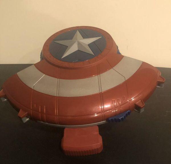 Hasbro Marvel Avengers Captain America Nerf