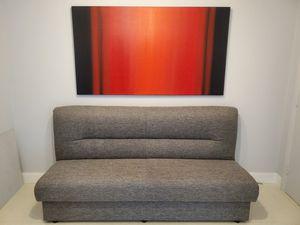 Sofa Futon with storage - El Dorado Furniture for Sale in Miami, FL