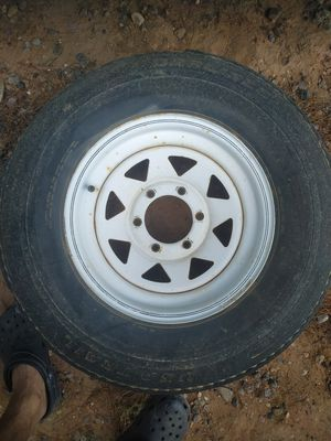 Utility Trailer Rim 15 for Sale in Anthony, NM