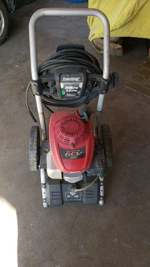 Honda pressure washer for Sale in Los Angeles, CA