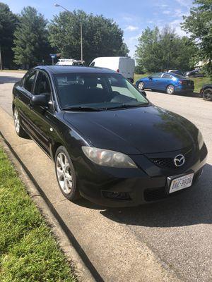 2008 Mazda 3 for Sale in Springfield, VA