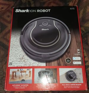 Shark Ion Robot R75 Smart Vacuum BRAND NEW for Sale in Whittier, CA