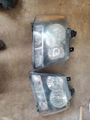 Tahoe headlights for Sale in Tucson, AZ
