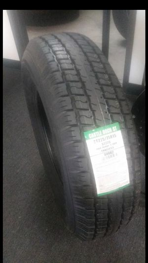 ST225-75-15 Castle Rock ST Trailer Tires for Sale in Ontario, CA