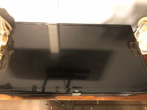 "34"" TCL Roku smart tv for Sale in Tempe, AZ"