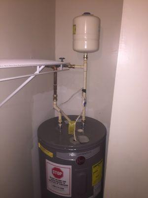 Water heater installation for Sale in Hyattsville, MD
