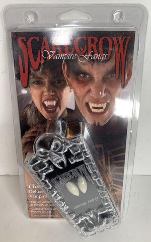 Scarecrow classic deluxe custom fangs for Sale in Bradenton, FL