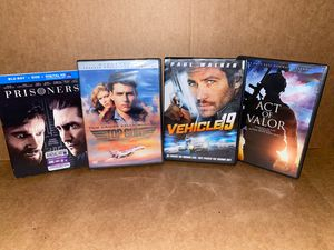 Action/Drama/Thriller Films for Sale in Santa Maria, CA