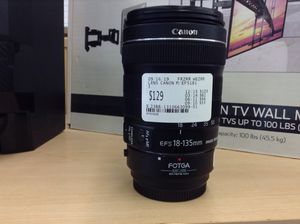 Canon lens for Sale in Chicago, IL