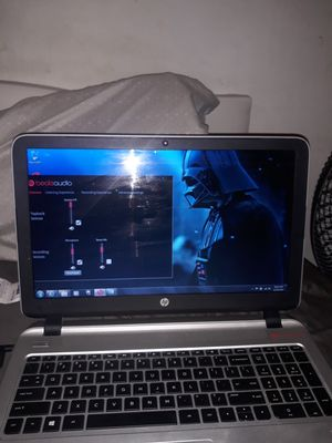 HP ENVY 15 NOTEBOOK CORE i7, 16GB RAM, 1 TB HARD DRIVE WITH BEATS AUDIO IN GOOD CONDITION for Sale in San Diego, CA