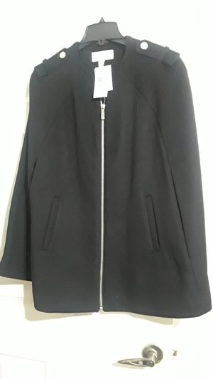 Brand new Michael Kors Cape coat size 8 for Sale in El Paso, TX
