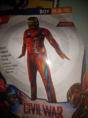 Iron man costume for Sale in Bolingbrook, IL