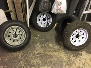 3 Trailer Tires For Sale for Sale in Ephrata, PA