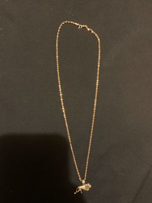 10k real gold chain for Sale in Fort Worth, TX