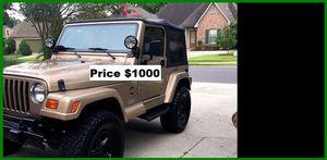 ֆ1OOO Jeep Wrangler for Sale in Costa Mesa, CA