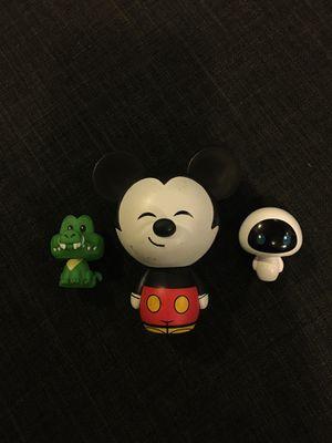 Funko Dorbz Mickey Mouse & Pocket Pop Croc & Eve for Sale in Gardena, CA