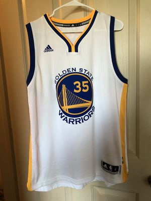 Adidas Swingman Jersey. Kevin Durant former Golden State Warrior and 2x NBA Champion. Size Men's Large for Sale in North Las Vegas, NV