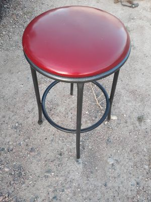 USA made metal padded stools for Sale in Pueblo West, CO