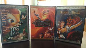 Disney dvds for Sale in Edmonds, WA