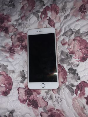 IPHONE 6s plus rose gold for Sale in Seattle, WA