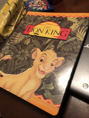 Disney lion king trading cards for Sale in Poinciana, FL