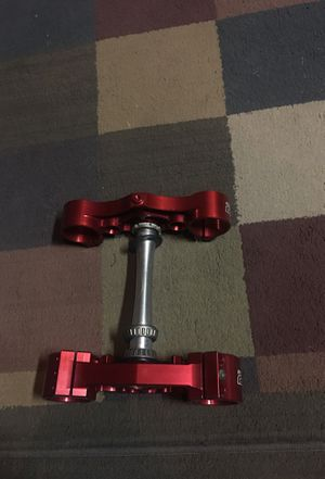 New Honda triple clamps for big bikes for Sale in Fontana, CA