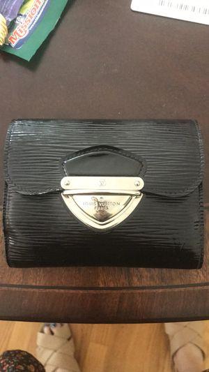 Louis Vuitton Epi Joey wallet black for Sale in Alexandria, VA