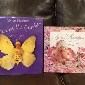 Anne Geddes Photography Books for Sale in Renton, WA