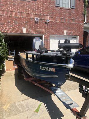 14 ft Jon Boat for Sale in Lilburn, GA