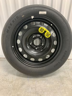 SPARE TIRE DONUT ( Maxxis T125/90R16 ) - NEW for Sale in Kissimmee, FL