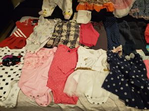 Baby girl 3-12Months $1/each or $50for the bucket. More then 60 pieces in the bucket. All washed and ready to go. for Sale in Washington, DC
